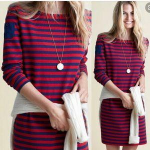 Vineyard Vines striped red/navy dress